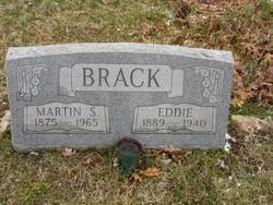 Eddie <i>Scott</i> Brack