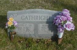 Leon Clinton Gathright