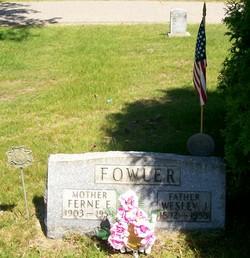 Ferne Ellen <i>Knutson</i> Fowler