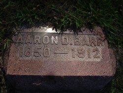 Aaron D Barr