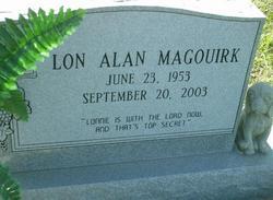 Lon Alan Magouirk