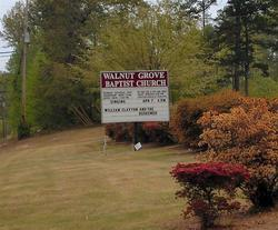 Walnut Grove  Baptist Church