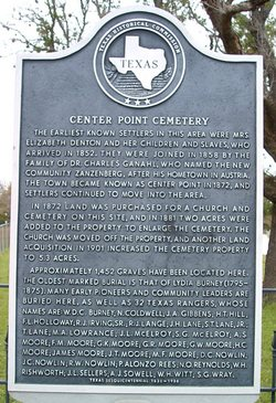 Center Point Cemetery