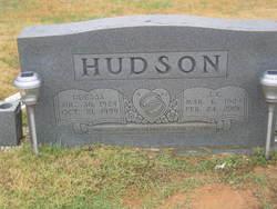 Eula Odessa <i>Stevens</i> Hudson
