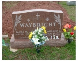 Andrew James Waybright
