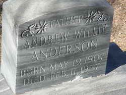 Andrew Willie Anderson