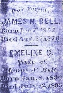 Lieut James Nicholson Bell