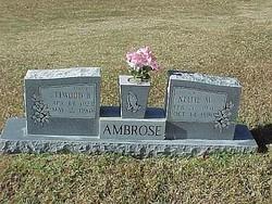 Elwood B Ambrose