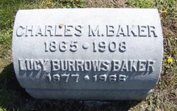 Lucy <i>Burrows</i> Baker