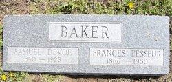 Samuel Devoe Baker