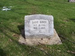 Sadie Bovee