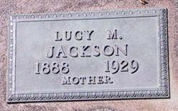 Lucy Marie <i>Church</i> Jackson