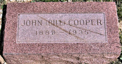 John William Bill Cooper