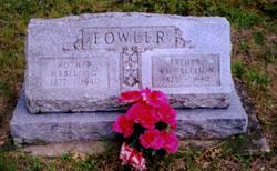 Mabel Gertrude <i>Stickney</i> Fowler