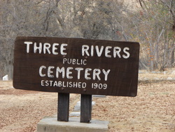 Three Rivers Cemetery
