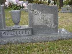 George Lafayette <i>Fate</i> Willoughby
