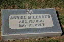 Asriel M. Lesser