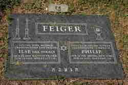 Ilse <i>Straus</i> Feiger