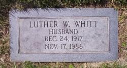 Luther Wilgus Whitt