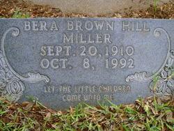 Bera <i>Brown</i> Miller