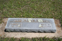 Will M. Adams