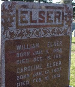 William L Elser