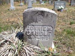 Donald Morris Donnie Caudle