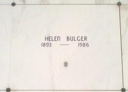 Helen <i>Lambert</i> Bulger