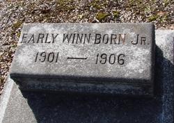 Early Winn Born, Jr