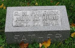Greenup Wilbur Patrick