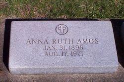 Anna Ruth <i>Cardwell</i> Amos