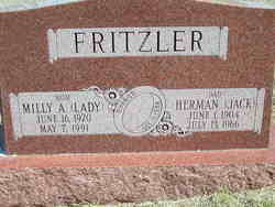 Milly A. Lady Fritzler