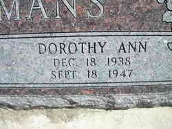 Dorothy Ann Clemans