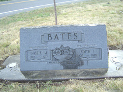 Dossie Marie Bates