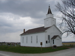 New Sweden Lutheran Cemetery