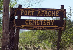 Fort Apache Cemetery