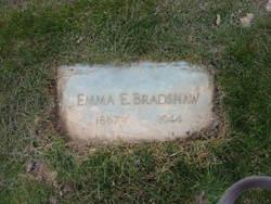 Emma Elizabeth <i>Mitchell</i> Bradshaw