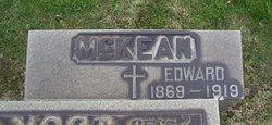 Edwin John McKean