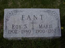 Roy Sheldon Fant