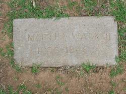 Martha C Mattie <i>Hart</i> Walker