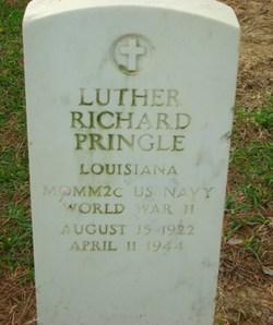 Luther Richard Pringle