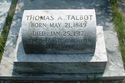 Thomas A. Talbot