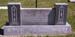 Pvt Edward J Anderson