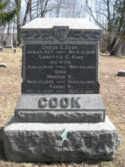 Loretta C <i>King</i> Cook