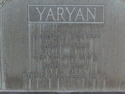 Finley Yaryan