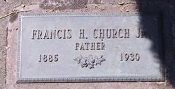 Francis H Church, Jr