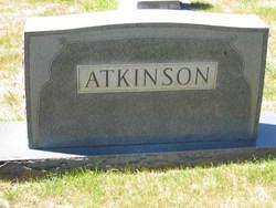 Ila <i>Foster</i> Atkinson