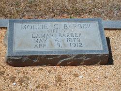 Mollie <i>Clements</i> Barber