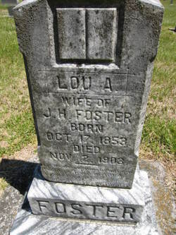 Louise Angelica Lou <i>Smith</i> Foster