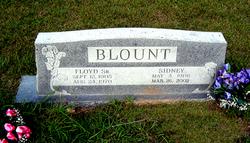 Sidney <i>Wright</i> Blount